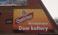 Reklamní banner Gambrinus
