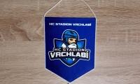 Reklamní vlaječka HC Vrchlabí