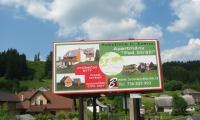 """billboard Apartmány """"Pod Stráží"""""""