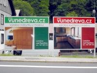 Billboardy Vůně dřeva