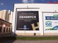 Pivovar Hendrych Vrchlabí