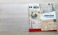 Jídelní lístek La Petite France Vrchlabí