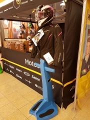 Prezentační stánek Motostar
