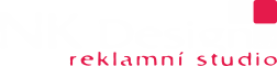NK Design, reklamní studio Logo
